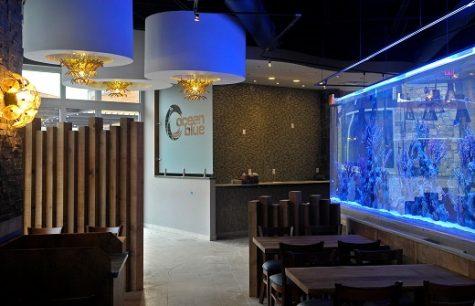 Restaurant Review: Ocean Blue