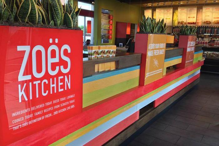 Zoe S Kitchen Sides