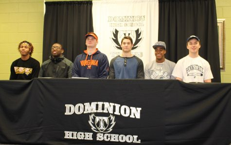 Six Titans Sign on National Signing Day