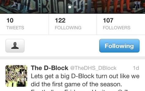 D Block and Social Media