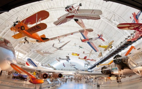 Movie Magic and More at the Steven F. Udvar-Hazy Center This Winter