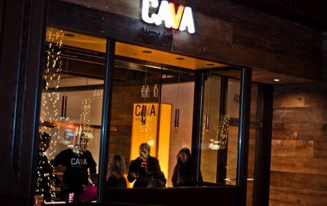 CAVA Grill Worth the Drive