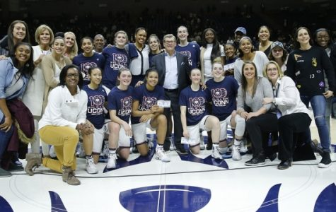 UConn Women's Basketball Nets 100th Win