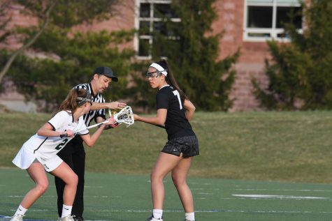 Lacrosse Looks to the Postseason