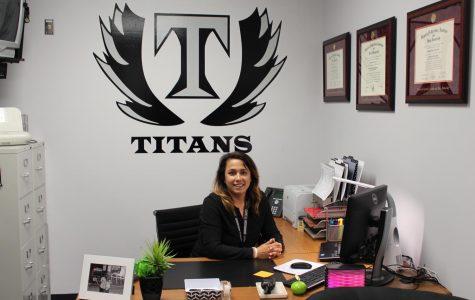 New to Titan Territory: Assistant Principal Monika Guerrero