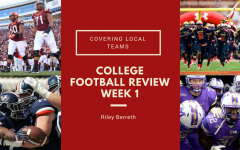 Covering Local Teams: A 4-0 Opening Weekend