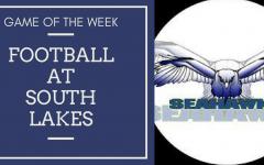 GAME OF THE WEEK: Football at South Lakes