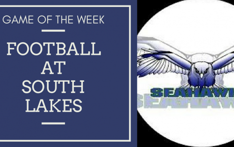 GAME OF THE WEEK: Football at South Lakes
