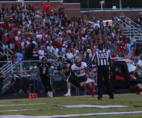 Game of the Week: Football at Woodgrove