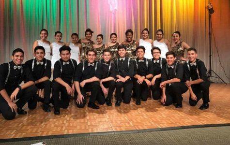 Latin Dance Team Disbands