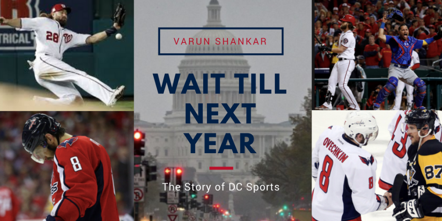 Wait till Next Year: The Story of DC Sports