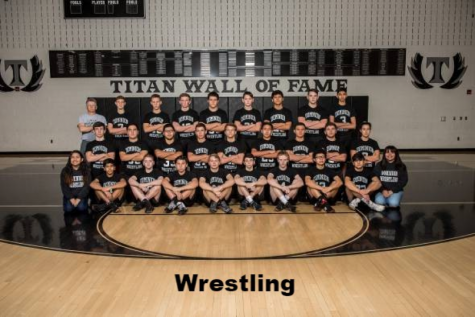 Game of the Week: Wrestling vs. Potomac Falls