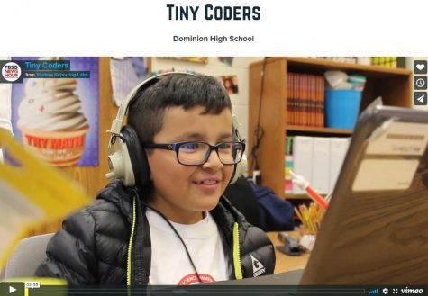 DHS Press Partners with PBS SRL to Produce Tiny Coders
