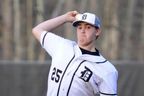 Dylan Webber Throws No-Hitter to Take Down Loudoun County Raiders