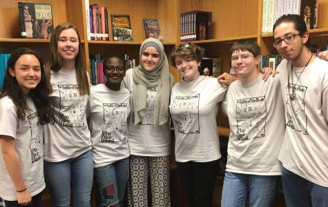 Battle of the Books Places Third