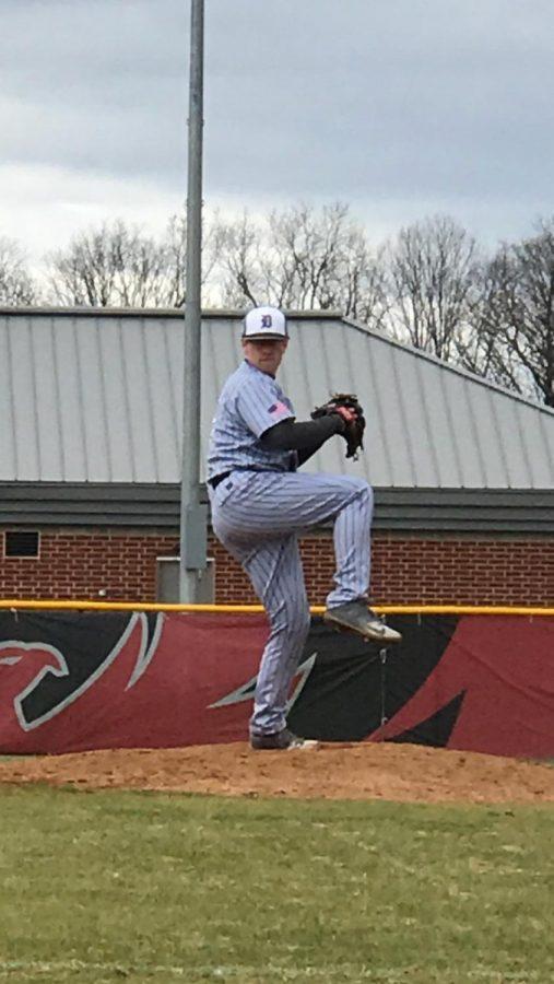 Dylan Webber Throws No-Hitter to Take Down Loudoun County Raiders