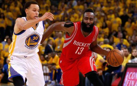 Rockets End Warriors 16-Game Home Playoff Win Streak