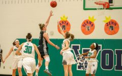 Girls Basketball Loses Christ for the Year
