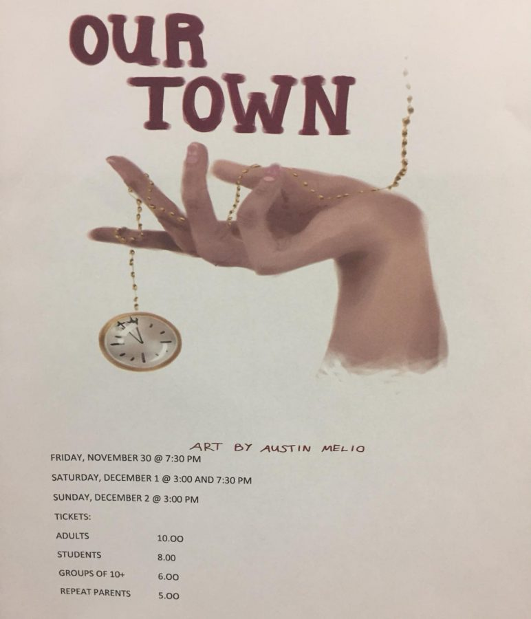 Live This Weekend: Our Town