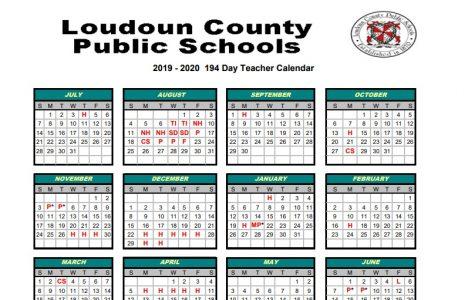School Board to Consider 2 Calendar Options for 2019-2020 School Year