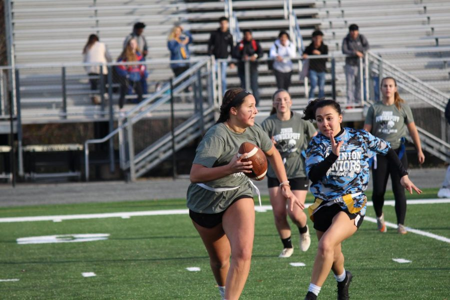 Changes could be coming to Powderpuff next year.