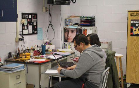 Math Department Shuffles their Teachers