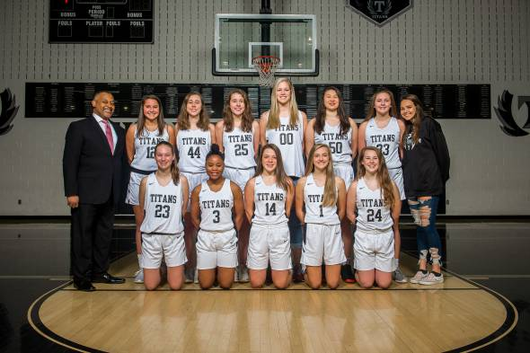 Game of the Week: Girls Varsity Basketball