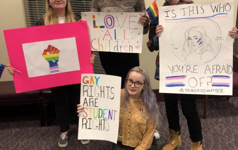 School Board Narrowly Passes Protections for Sexual Orientation and Gender Identity