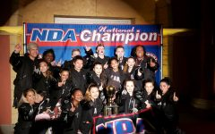Dance Team Brings Home the National Championship