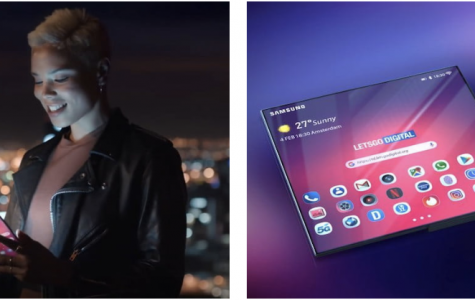 Samsungs Last Video Shows New Foldable Phone