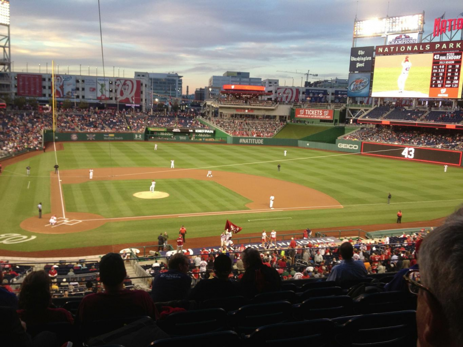 The Nats first pitch of the season will be March 28th against the Mets.