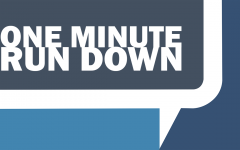 One Minute Rundown: March 11th-15th