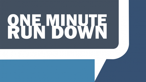 1 Minute Rundown: November 26th-30th
