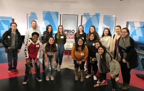 DHS Press Visits PBS NewsHour