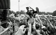 My First and Last Experience in a Mosh Pit