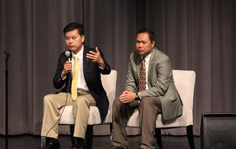 Survivors From the Cambodian Genocide Visit Dominion