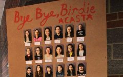 Bye Bye Birdie opening night is Friday, April 26.
