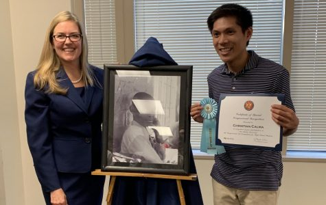 Students Shine at Congressional Art Competition