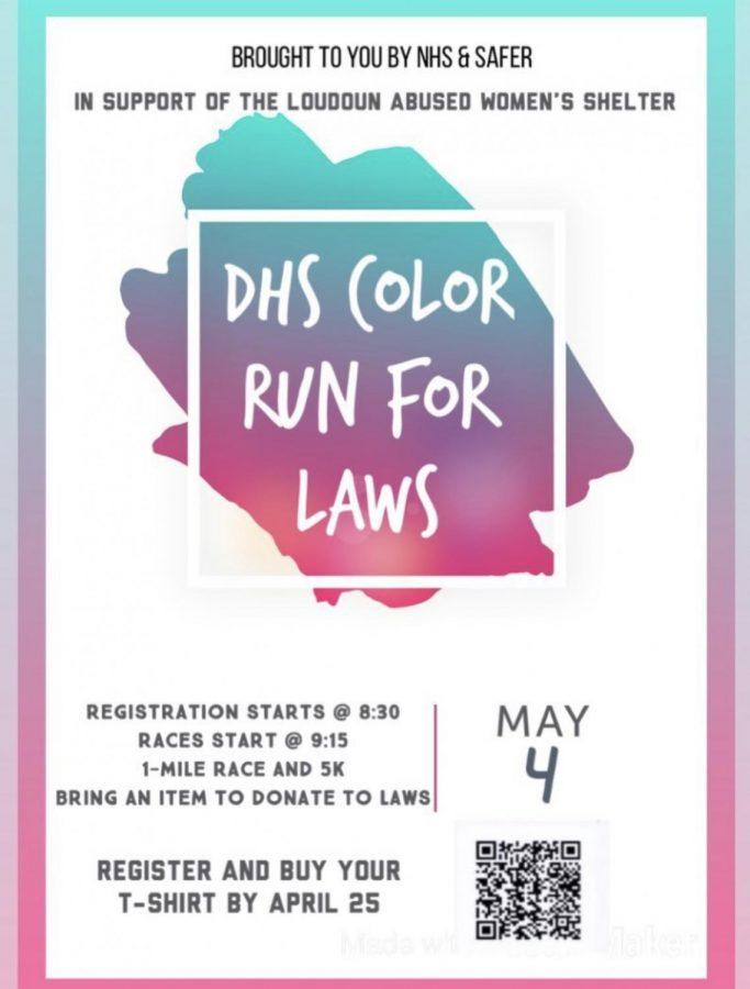 feb4d7704 Running for a Cause – Dominion High School Press