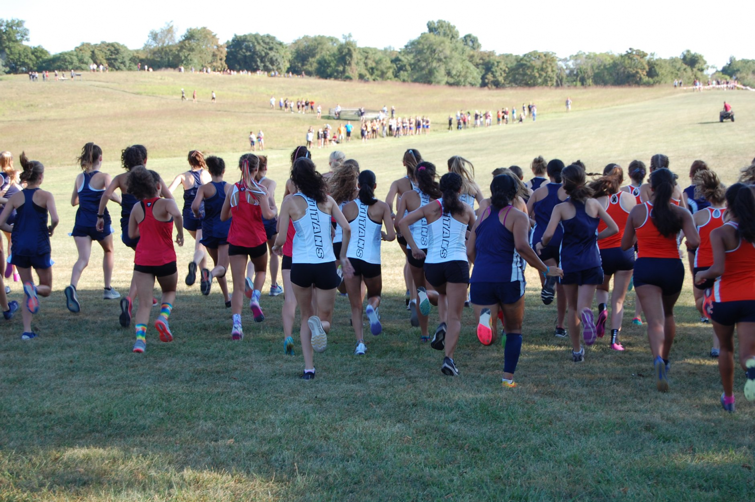 Dominion heads to Oatlands this weekend in one of the biggest meets of the year.
