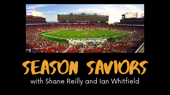 Season Saviors: Week 12