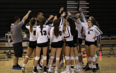 Game of the Week: Volleyball vs. Independence