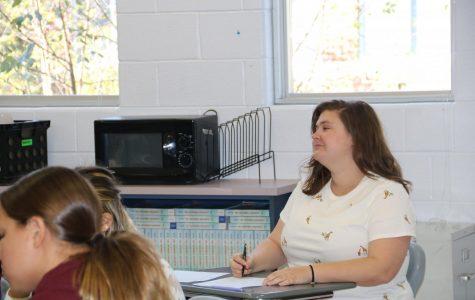 Teacher Tuesday: Ms. Menickelly