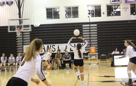 Game of the Week: Volleyball vs. Heritage Tuesday Night