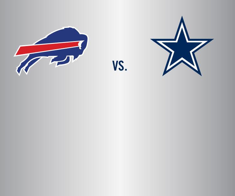 Game of the Week: Bills vs. Cowboys