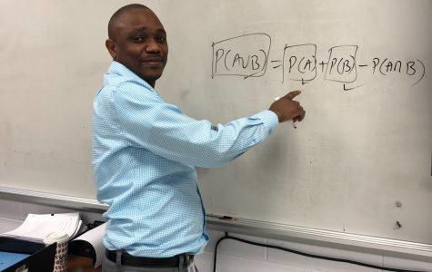 Teacher Tuesday: Mr. Kamfwa