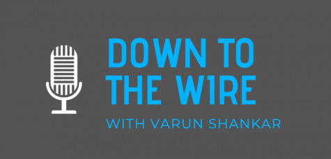 Varun Shankar discusses his favorite sports topics with a new angle.