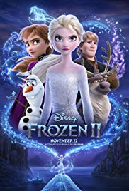 Frozen II is coming out this Friday.