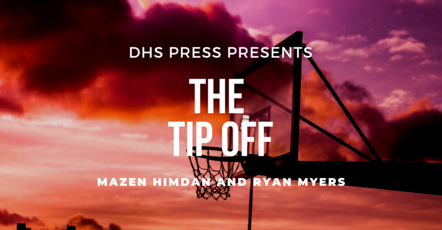 Mazen and Himdan get after it on the hottest NBA topics.