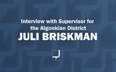 The new Algonkian Board Member Juli Briskman sat down with DHS Press for an interview.